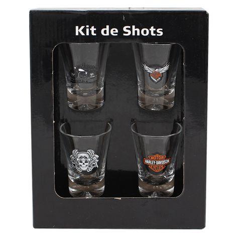 Kit Shot Harley Doses