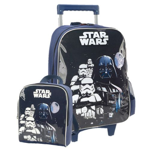 Kit Star Wars com Rodas Azul