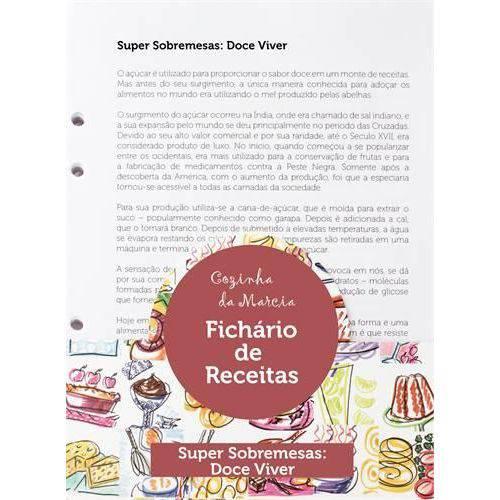 Kit Super Sobremesas - Doce Viver