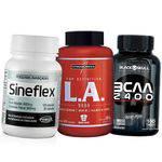 Kit Suplementos Pra Emagrecimento, Perda de Peso, Queima de Gordura, Definição