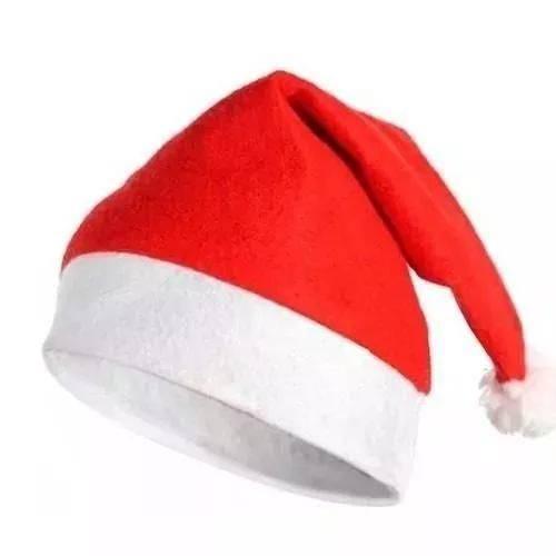 Kit Touca / Gorro de Papai Noel
