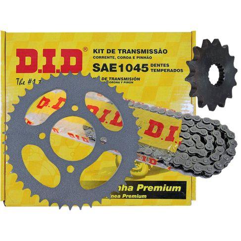 Kit Transmissão Relação DID BIZ 100 2014-