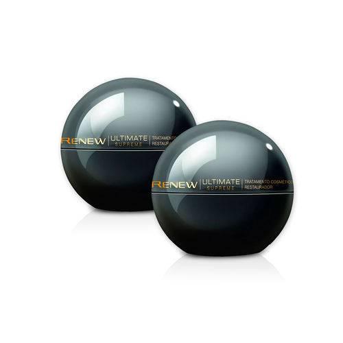Kit Tratamento Cosmetico Restaurador Avon Renew Ultimate Supreme