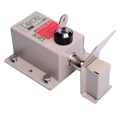 Kit Trava Lock Plus com Temporizador Ipec