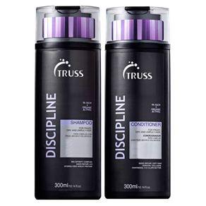 Kit Truss Discipline (Shampoo e Condicionador) Conjunto