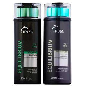 Kit Truss Equilibrium (Shampoo e Condicionador) Conjunto