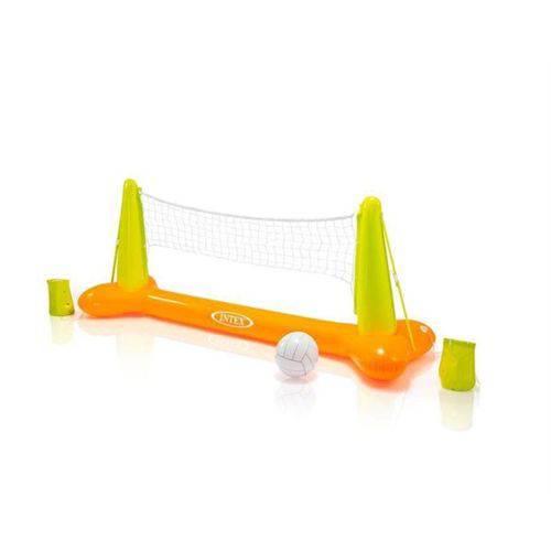 Kit Vôlei Inflável para Piscina - Fun Toys