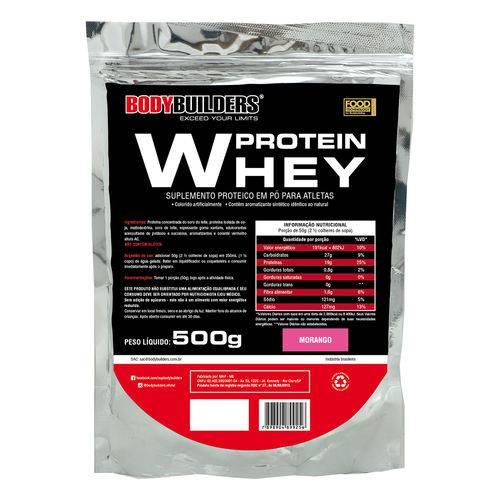 Whey Protein Refil 500g – Bodybuilders
