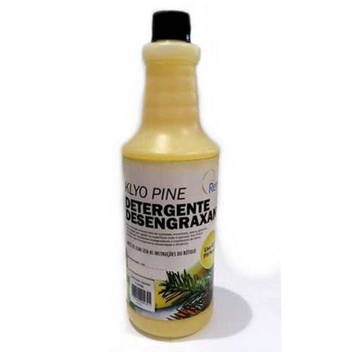 KLYO PINE - Detergente Desengraxante Renko-1lt