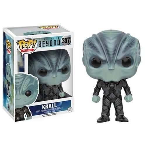 Krall - Star Trek - Sem Fronteiras - Pop! Funko - Caixa Amas