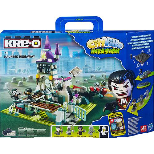 Kre-o City Ville Haunted Hideaway A3247 - Hasbro