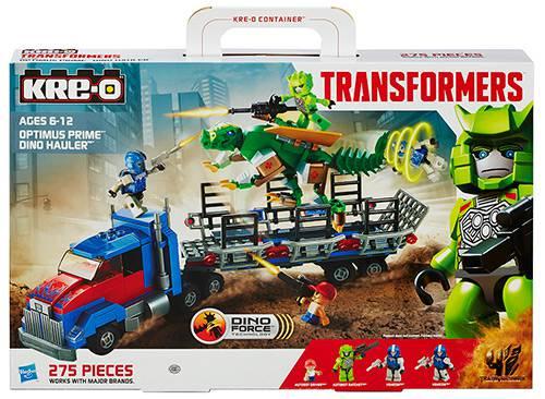 Kre-o TRA Movie Optimus Hauler - Hasbro