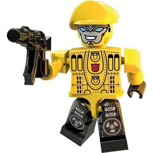 Kre-O Transformers Rid Surpresa - Hasbro