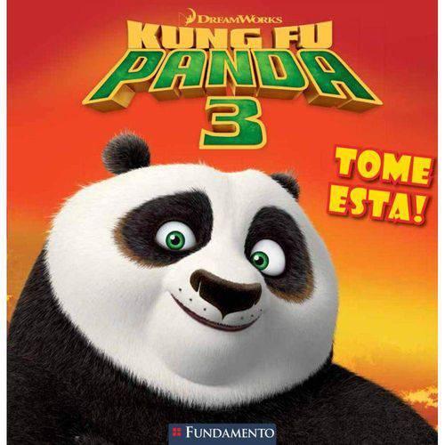 Kung Fu Panda 3 - Tome Esta