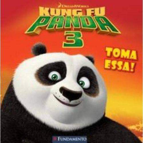 Kung Fu Panda 3 - Tome Esta!