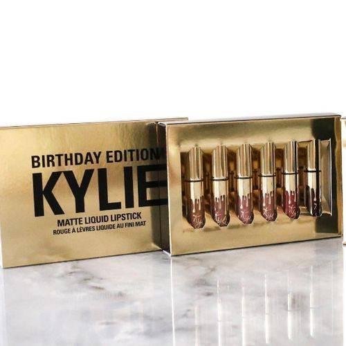 Kylie Kit Batom com 6 Dourado
