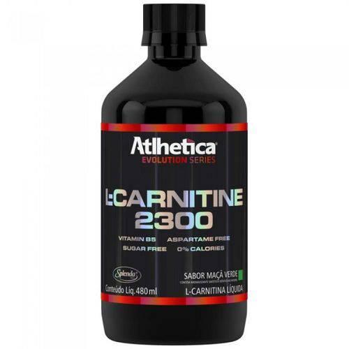 L-Carnitine 2300 480 Ml - Atlhetica