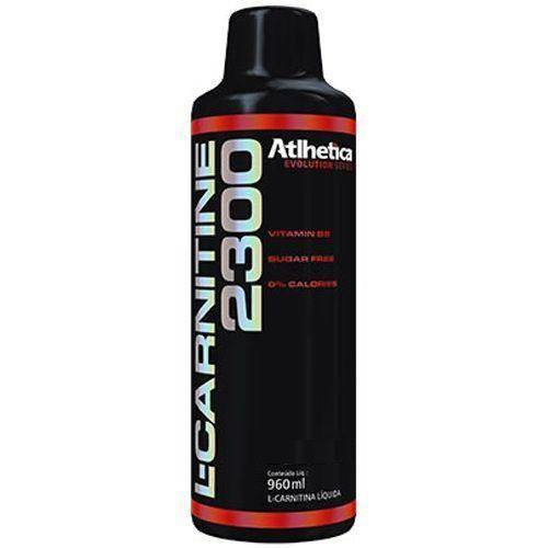 L-carnitine 2300 - 960ml Abacaxi - Atlhetica