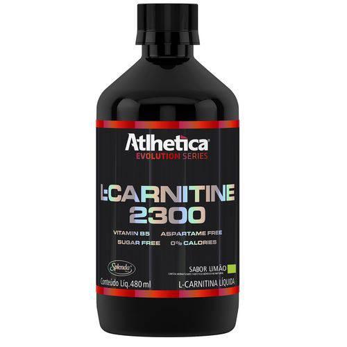 L-Carnitine 2300 - Atlhetica Nutrition