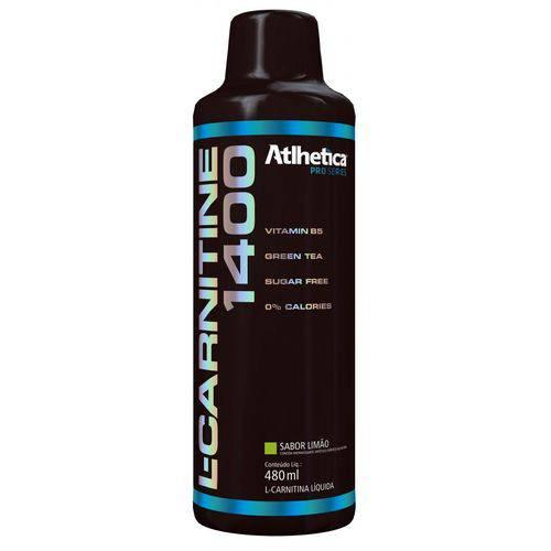 L-carnitine 1400 - 480ml - Atlhetica Nutrition