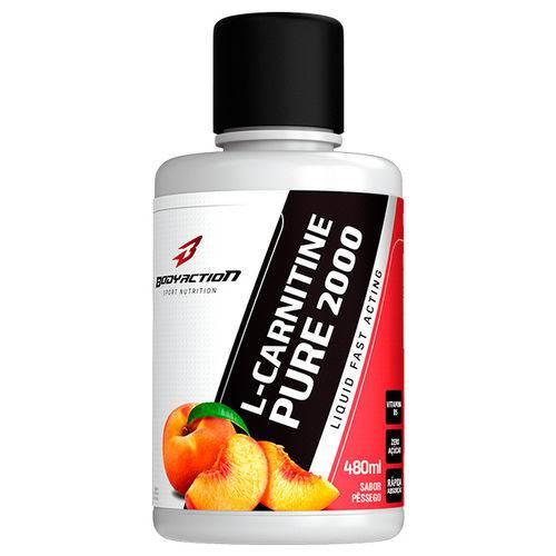 L-Carnitine Pure 2000 - 480ml - BodyAction