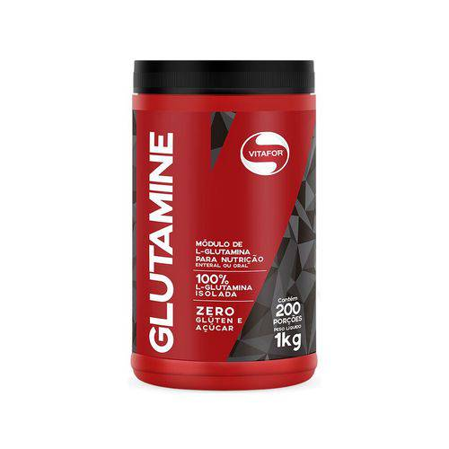 L-Glutamina Glutamine Vitafor 1000G