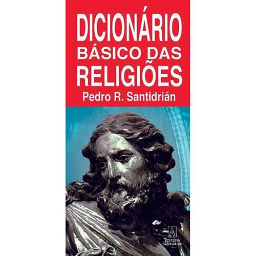 L,ivro - Dicionário Básico das Religiões