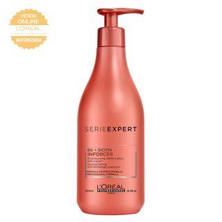 L'Oréal Professionnel Inforcer - Shampoo Anti-quebra Tamanho Profissional 500ml