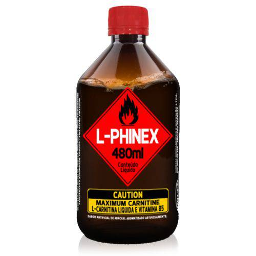 L-Phinex Termogênico Líquido