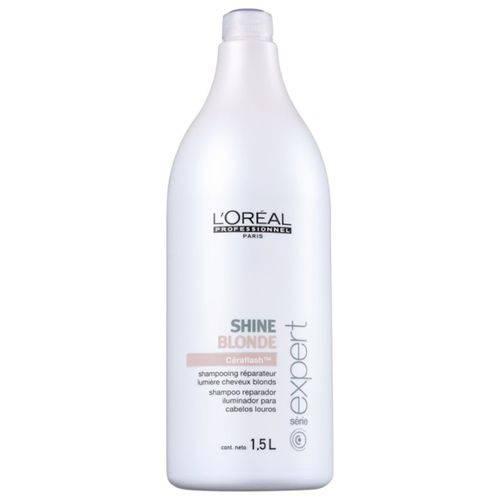 L'Oreal Professionnel Shine Blonde Shampoo Matizante para Loiros 1,5l