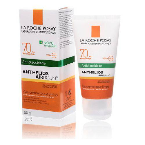 La Roche-Posay Anthelios Airlicium Protetor Solar Fps 70