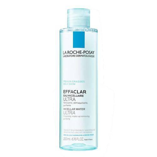 La Roche-posay Effaclar Solução Micelar Demaquilante 200ml