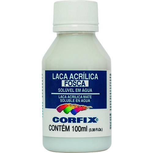Laca Acrilica Corfix Fosca 100 Ml 46811.3