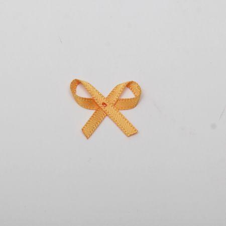 Laço de Cetim N.1 Amarelo