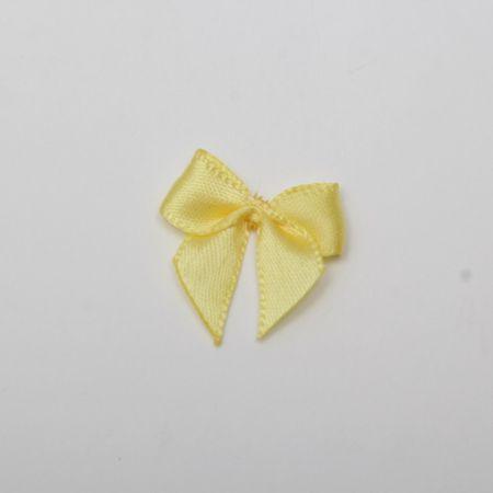 Laço de Cetim N.2 Amarelo