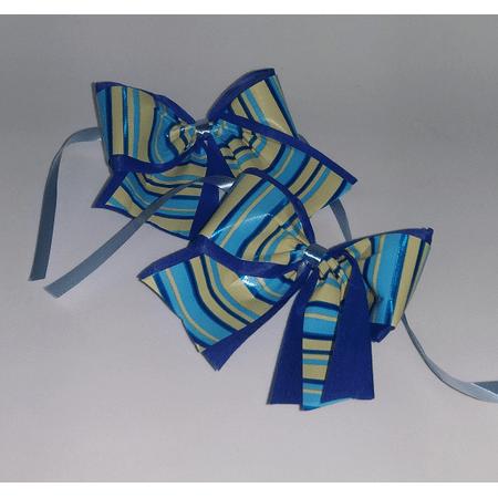 Laço Pequeno Azul Escuro