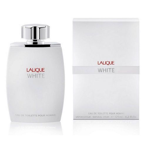 Lalique White de Lalique Eau de Toilette Masculino 125 Ml