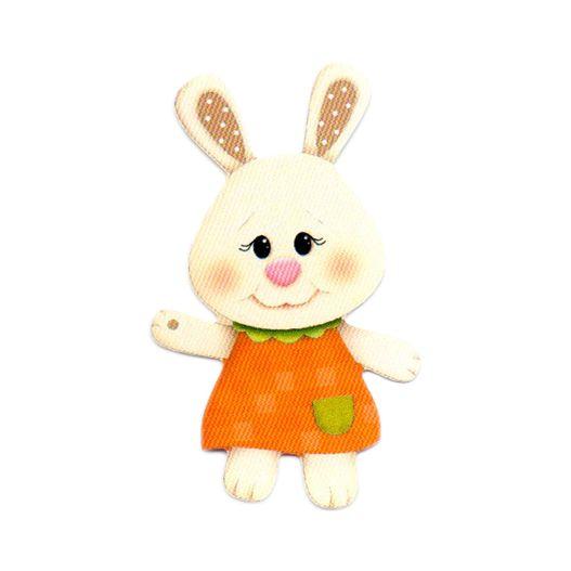 Lális - Mini Coelha de Vestido