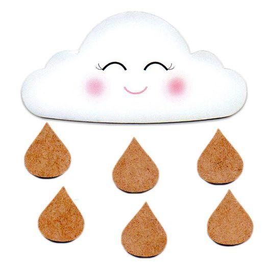 Lális - Nuvem e Chuva