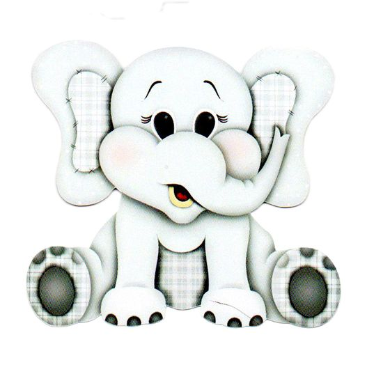 Lális - Safári Elefante Cinza