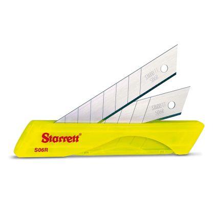 Lâmina Larga para Estilete 18mm Starrett KS06R KS06R
