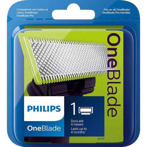 Lâmina One Blade Philips - Qp210/50