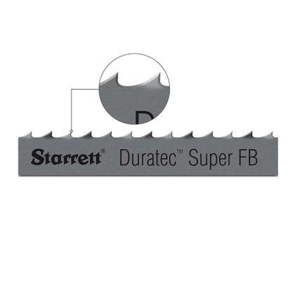 Lâmina para Serra Fita Duratec Super FB 30m Starrett DFB19x8/S-30 DFB19X8/S-30