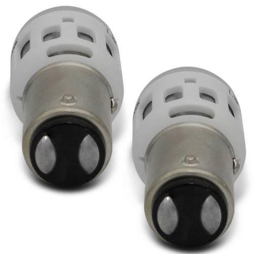 Lâmpada Automotiva Led para Lanterna e Freios BAY15d P21-5w Osram Cool White Ledriving 2 Polos
