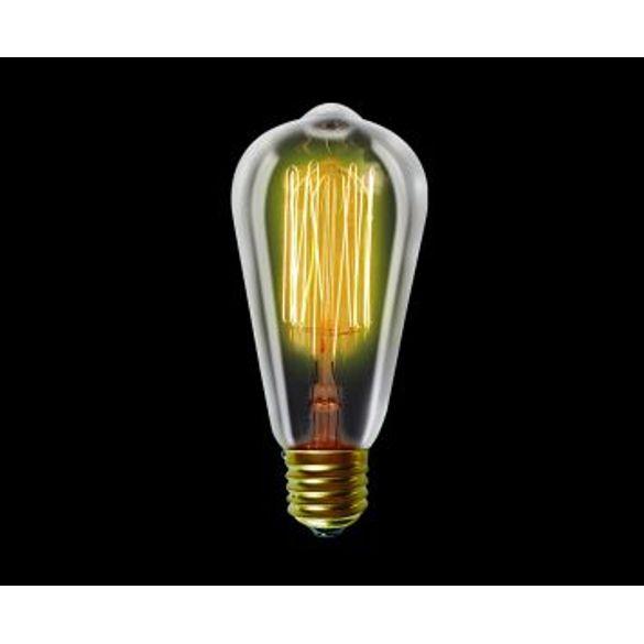 Lampada de Filamento Carbono Taschibra ST64 40W 127V TASCHIBRA- LAMP FILAMENTO CARBONO ST64 40W 127V