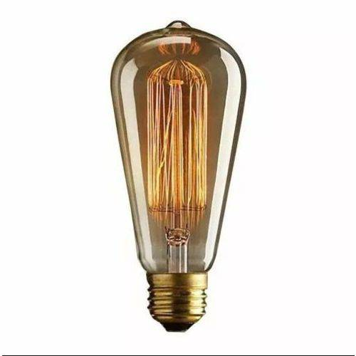 Lampada de Filamento de Carbono St64