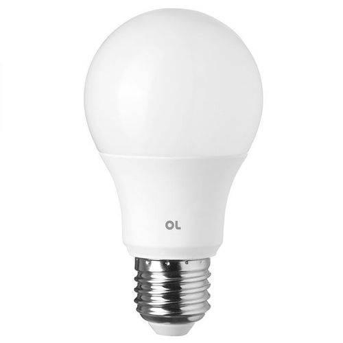 Lâmpada de Led 4W Bulbo A55 Branca Fria 6500K Bivolt OL Iluminação