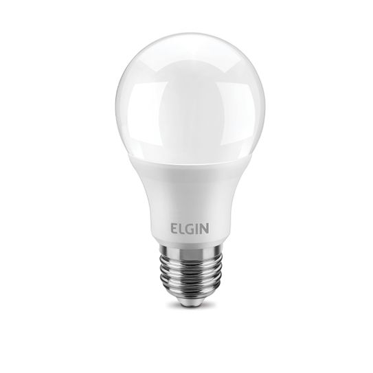 Lampada Elgin Led A60 6w 2700k