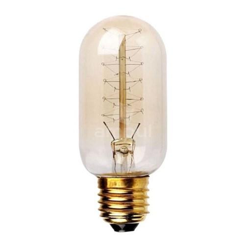 Lâmpada Filamento de Carbono 40W T45 Taschibra 127V