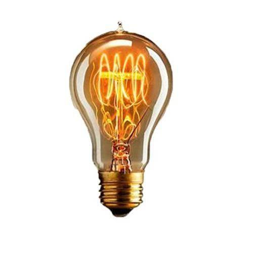 Lâmpada Filamento de Carbono A19 - 110v